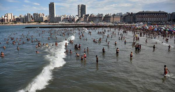 Febrero arrancó con calor y playas a pleno: cómo sigue el tiempo en Mar del Plata