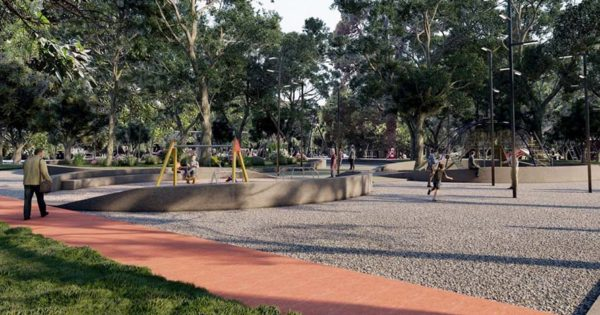 """""""Mar del Plata + Verde"""": un  programa de mejoras en plazas, parques y corredores"""