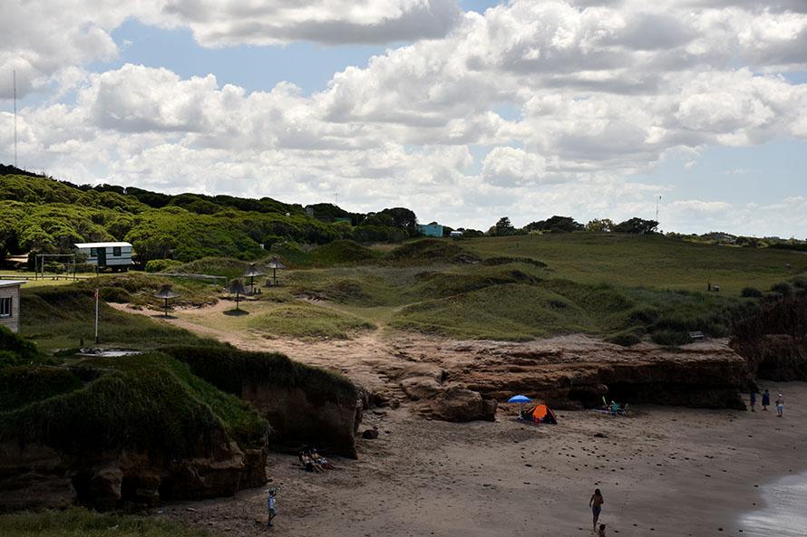 Playa Redonda: el antes y el después, a un año del desalojo de Rancho Móvil