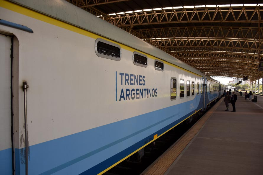 Por el coronavirus, devuelven pasajes de trenes de larga distancia sin cargo