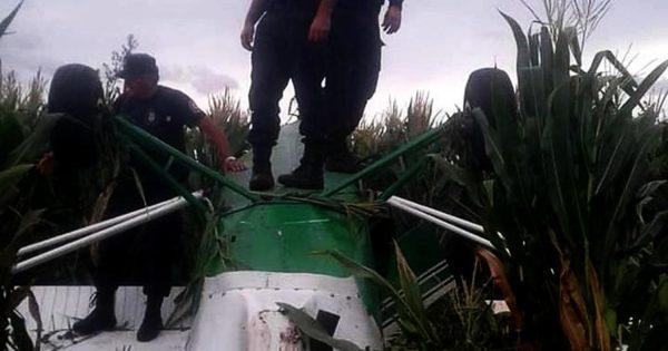 Una avioneta aterrizó de emergencia en un descampado de Parque Palermo