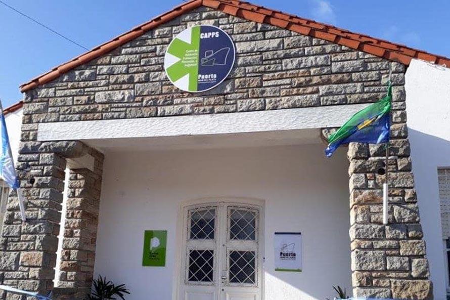 Puerto: el Centro de Asistencia, con el objetivo de lograr su continuidad