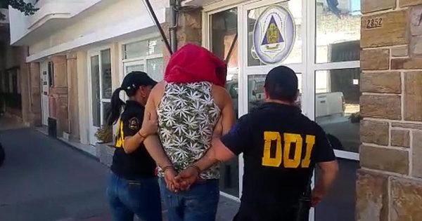 Detuvieron a un hombre acusado de abusar de su hijastra durante dos años