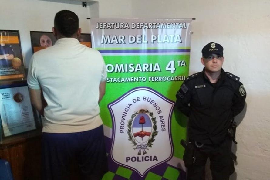 Lo buscaban por un intento de homicidio en Río Hondo y lo detuvieron en Mar del Plata
