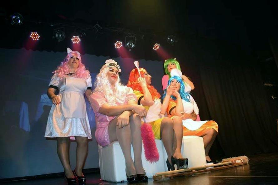 """""""Ensalada de Brutas"""" brindará funciones especiales en Carnaval"""