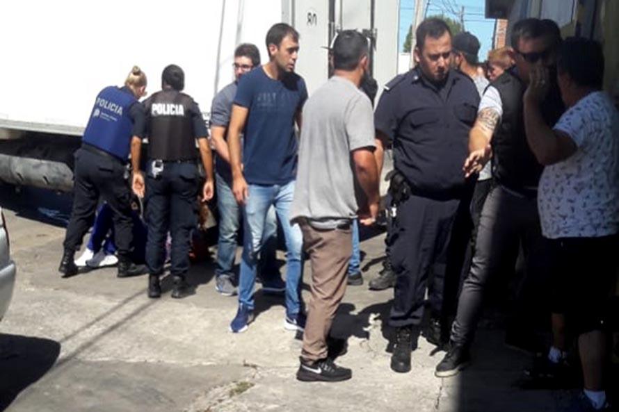 Puerto: otra cooperativa, una causa judicial y un reclamo que terminó con represión