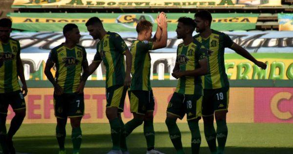 Se sortearon los grupos y los rivales de Aldosivi en la próxima Liga Profesional