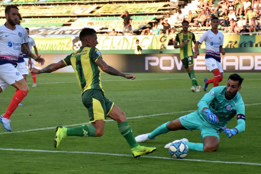 Liga Profesional: el fixture que tendrá Aldosivi en la primera fase del torneo