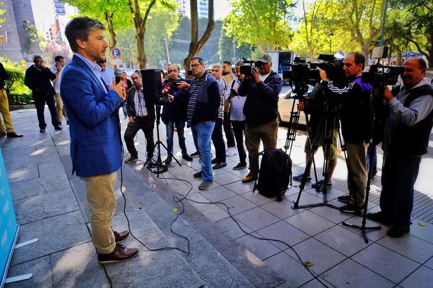 Coronavirus: Montenegro pidió a la Provincia prorrogar vencimientos de licencias de conducir