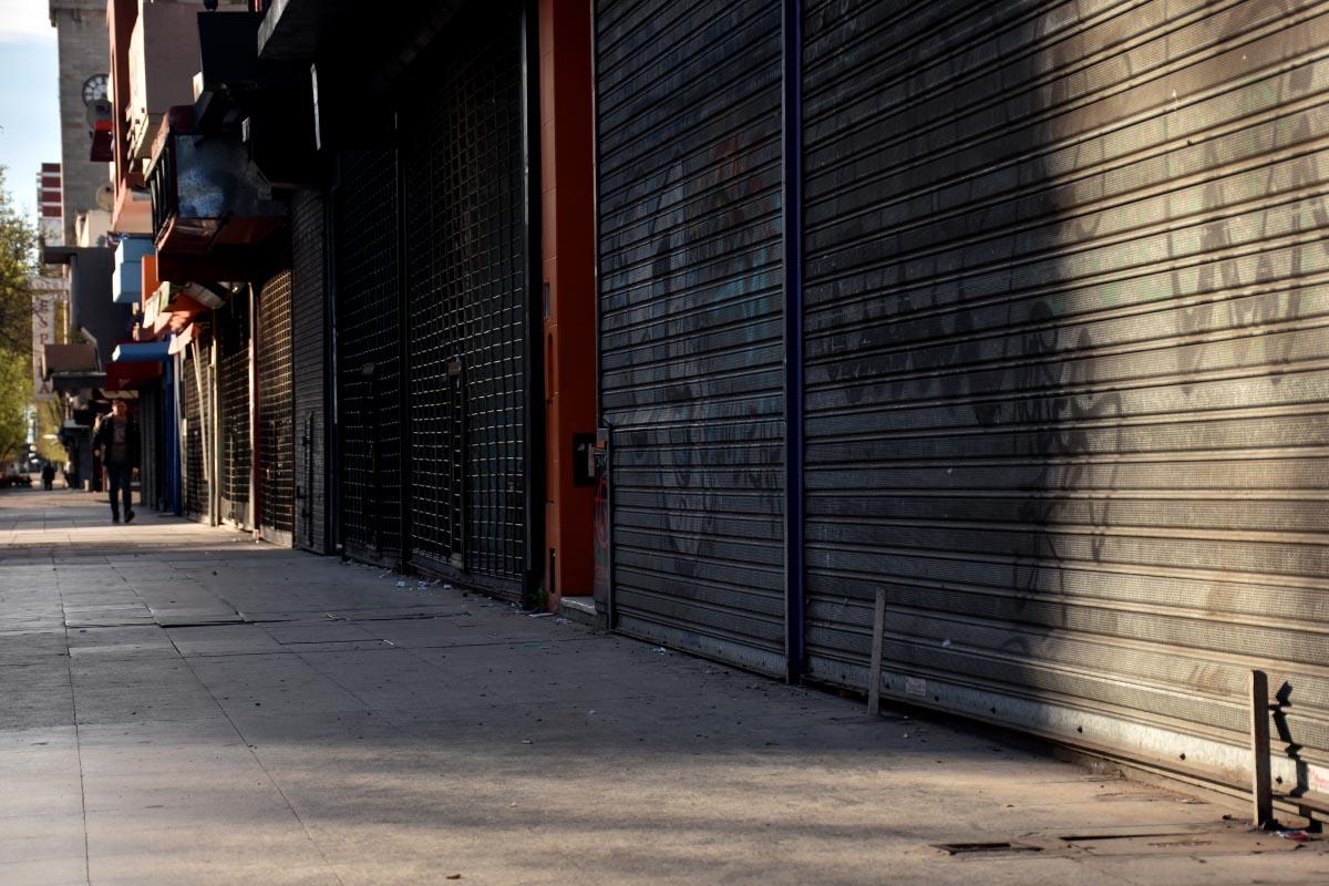 Ante la cuarentena, comerciantes piden medidas para reducir el impacto económico