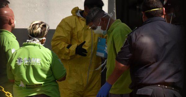 Coronavirus: se esperan los resultados de cuatro casos sospechosos en Mar del Plata