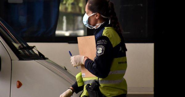 La Fiscalía Federal interviene en cuatro denuncias de violación de cuarentena