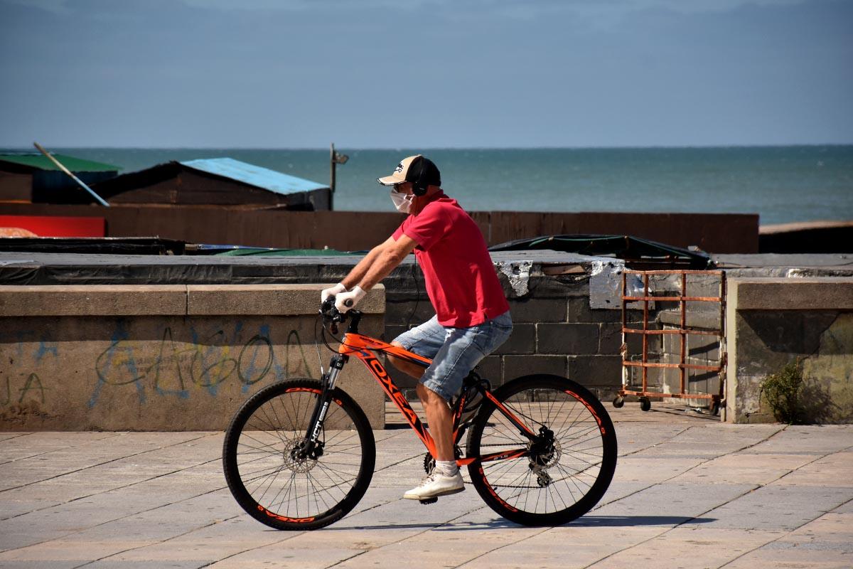 salidas recreativas deportes individuales mar de plata
