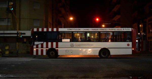 La UTA lanza un paro de colectivos nocturno en Mar de Plata