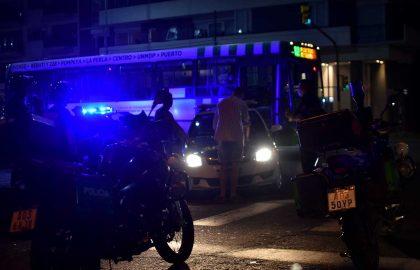 CUARENTENA NOCHE MAR DEL PLATA POLICIA CORONAVIRUS (1)