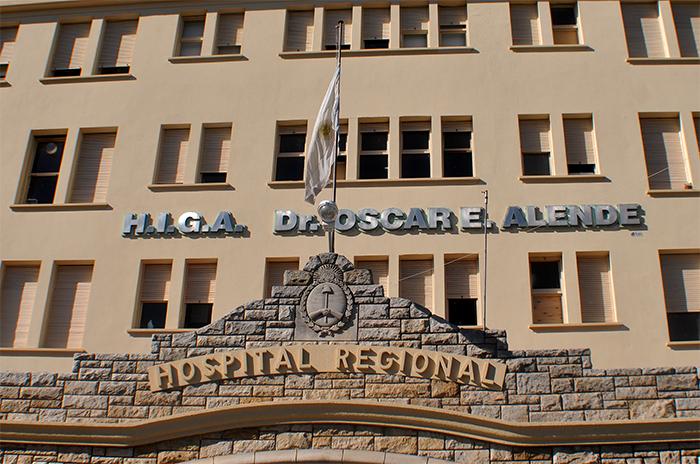 Murió una residente del geriátrico Námaste que estaba internada en el HIGA