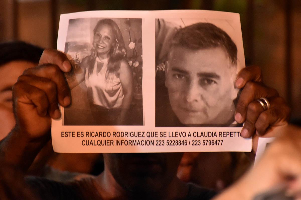 Claudia Repetto: ordenan detener a Ricardo Rodríguez tras cambiar la calificación de la causa