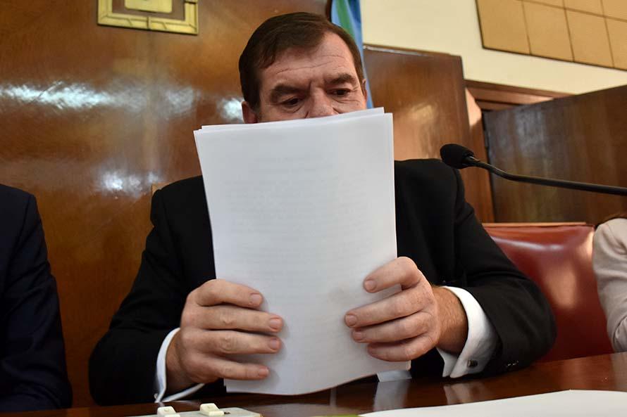 El discurso completo de Montenegro en la apertura de sesiones
