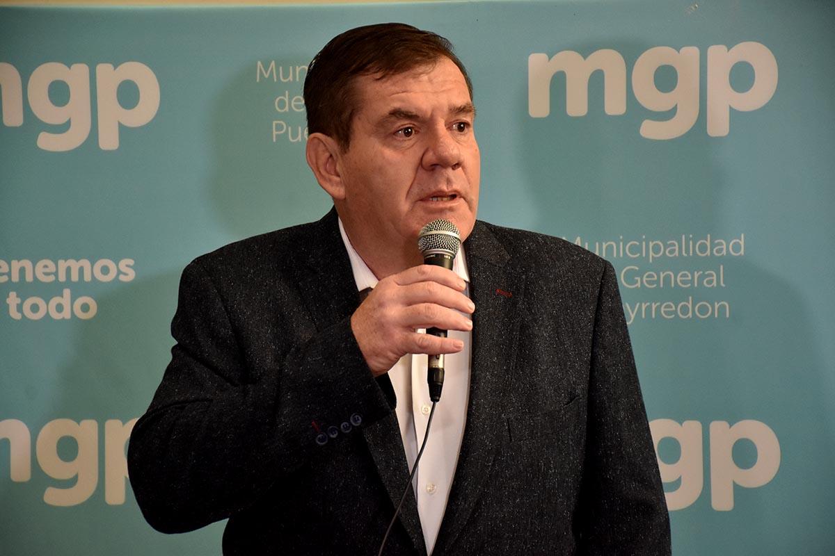"""Montenegro: """"Esto nos tiene que empujar a seguir trabajando y respetando la cuarentena"""""""
