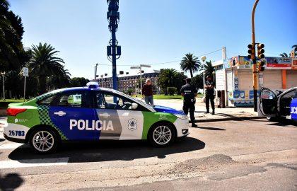 POLICIA CUARENTENA MAR DEL PLATA CORONAVIRUS (2)