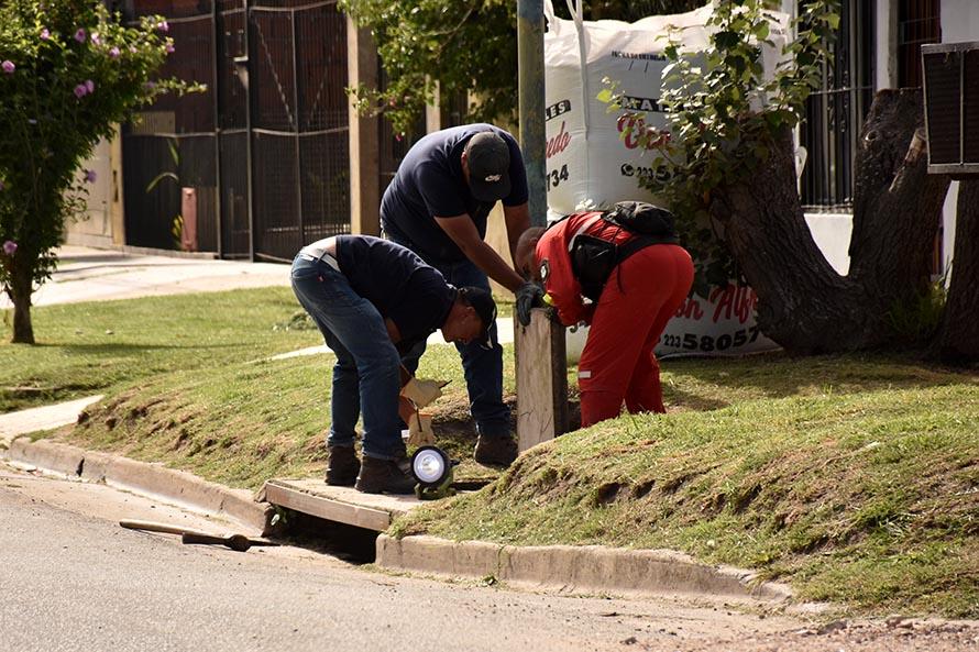 Claudia Repetto: la búsqueda en el noveno día, también a metros de la casa