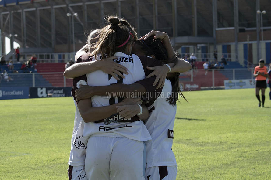 Fútbol femenino: antes de la suspensión, la UAI cerró la Fase Clasificatoria