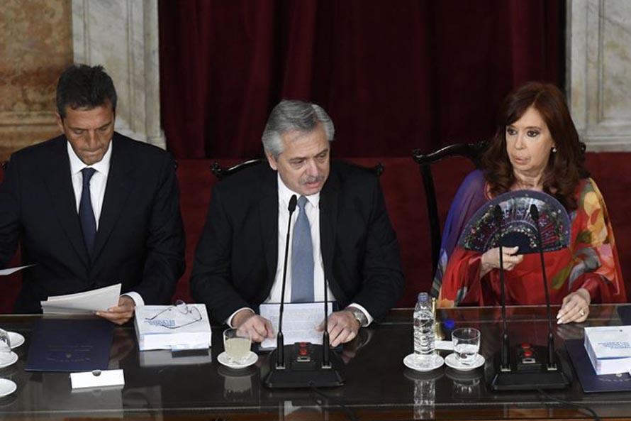 Alberto Fernández y una apertura de sesiones con foco en el aborto, la economía y la justicia