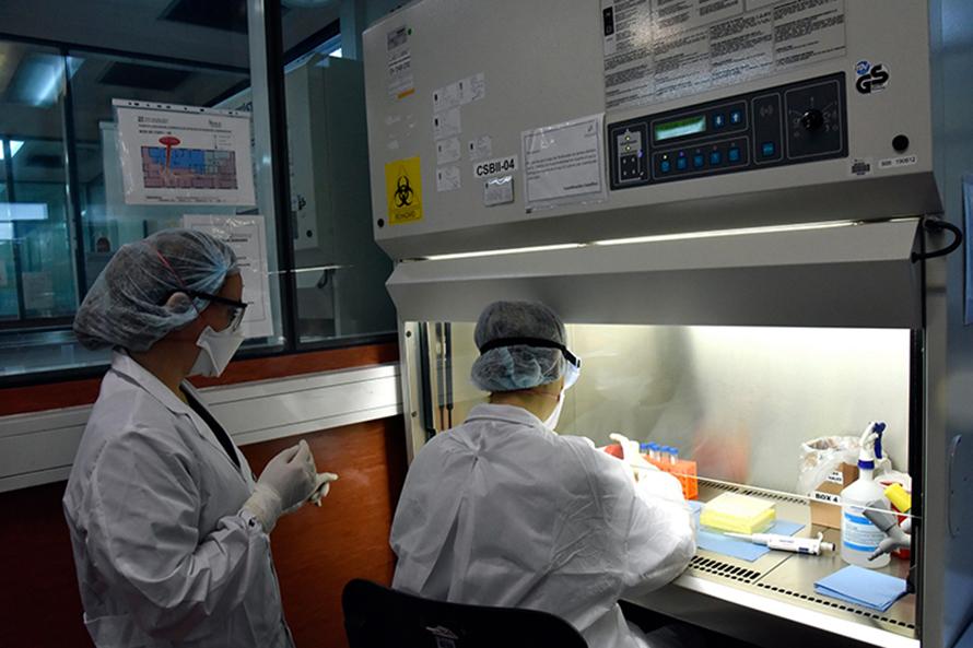 Confirman dos nuevos casos y son tres las personas con coronavirus en Mar del Plata