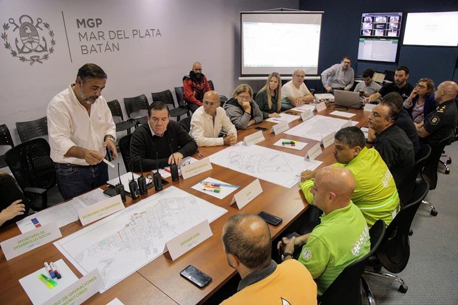 "El Municipio desplegó un operativo por un ""Último Primer Día"" responsable"