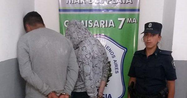 Dos detenidos por robos a mano armada en tres casas y en un comercio