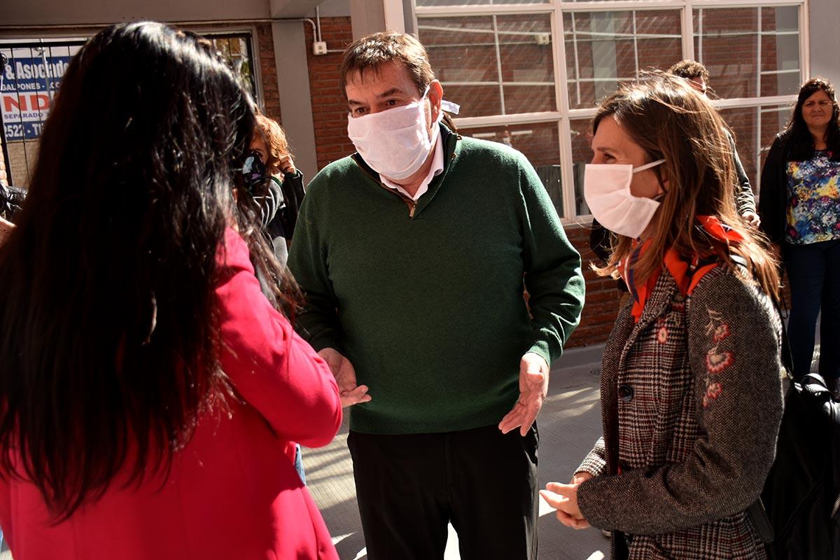 """Coronavirus: """"El trabajo coordinado que se viene haciendo es absolutamente prolijo"""""""