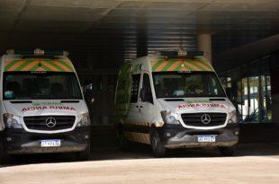 Ambulancias: piden otras cuatro a la Provincia y esperan que lleguen tres de Nación