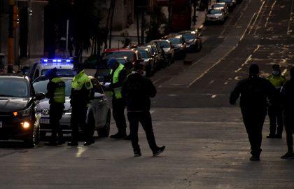 CONTROLES POLICIA CUARENTENA CORONAVIRUS MAR DEL PLATA (4)