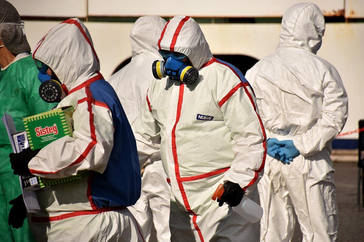 Coronavirus: se hicieron 26 nuevos hisopados en Mar del Plata