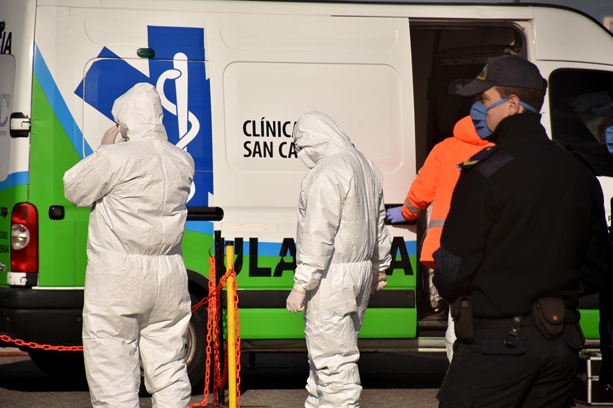 Coronavirus en Mar del Plata: descartan un caso sospechoso y quedan siete en estudio