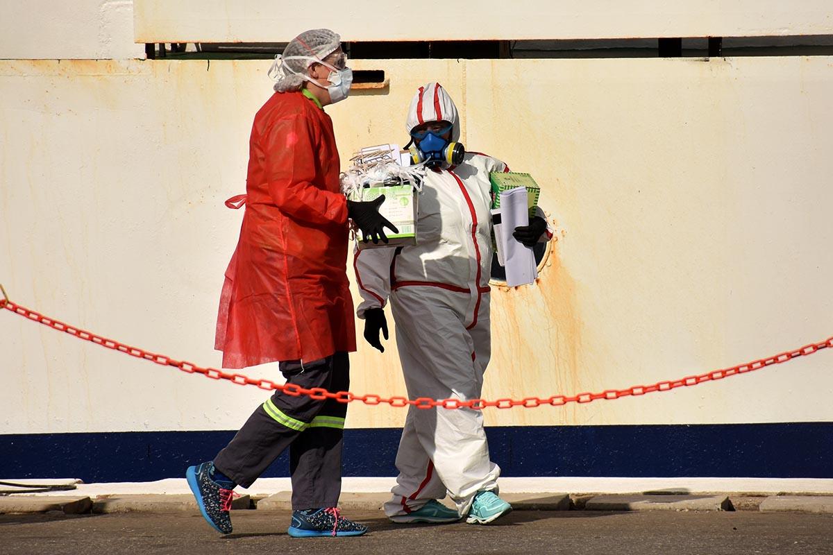 Coronavirus: la semana empezó con 13 personas en estudio en Mar del Plata