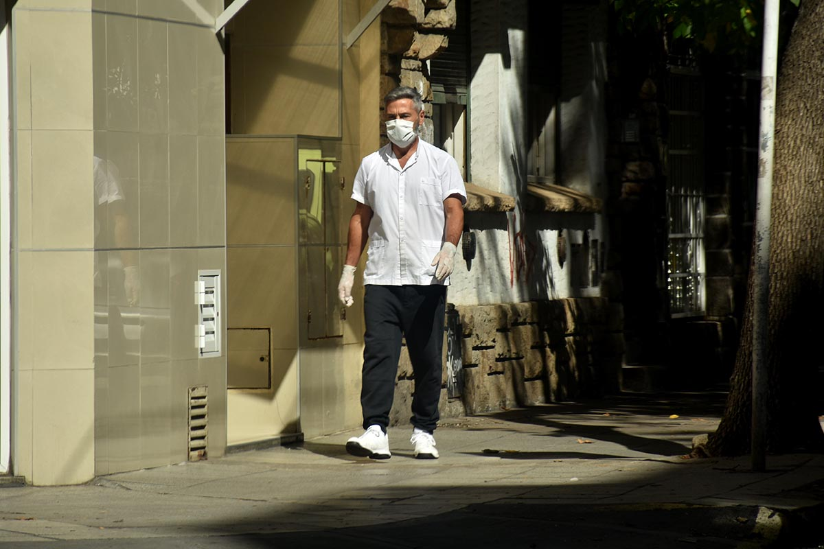 Coronavirus: una proyección pronostica 1600 casos a fines de mayo en Mar del Plata