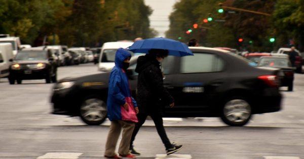 Tiempo en Mar del Plata: alerta meteorológico y pronóstico de lluvias y tormentas