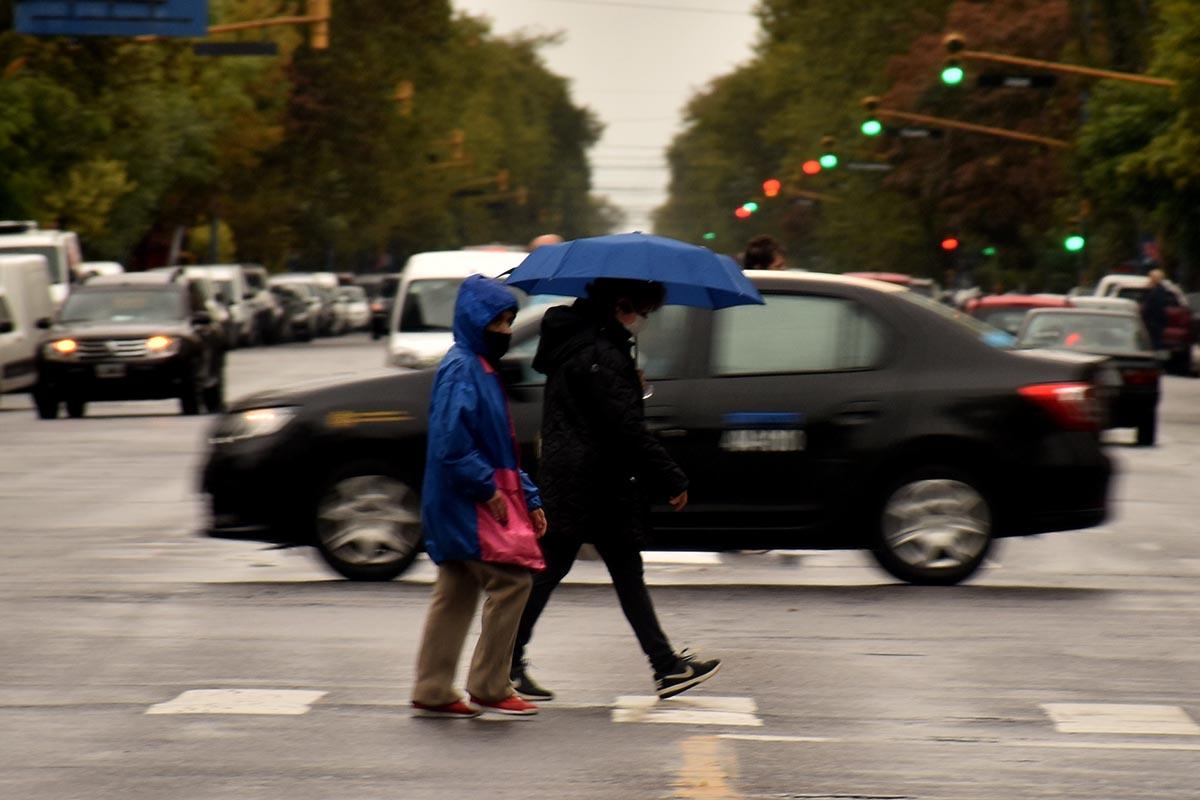 Rige un alerta meteorológico y se esperan tormentas fuertes en Mar del Plata