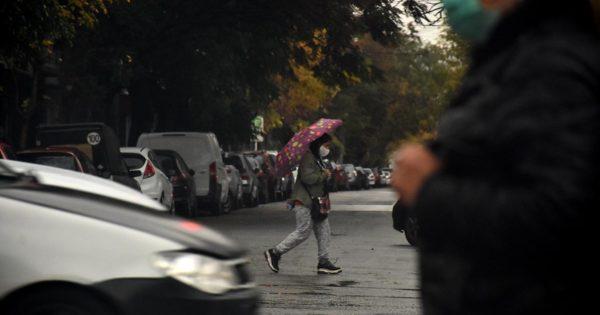 El tiempo en Mar del Plata: pronóstico de mitad de semana con chaparrones y frío