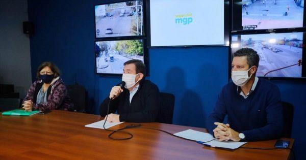 """Montenegro: """"Es momento de empezar a reactivar la economía responsablemente"""""""