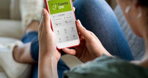 Cuenta DNI: la aplicación del Banco Provincia superó el millón de usuarios