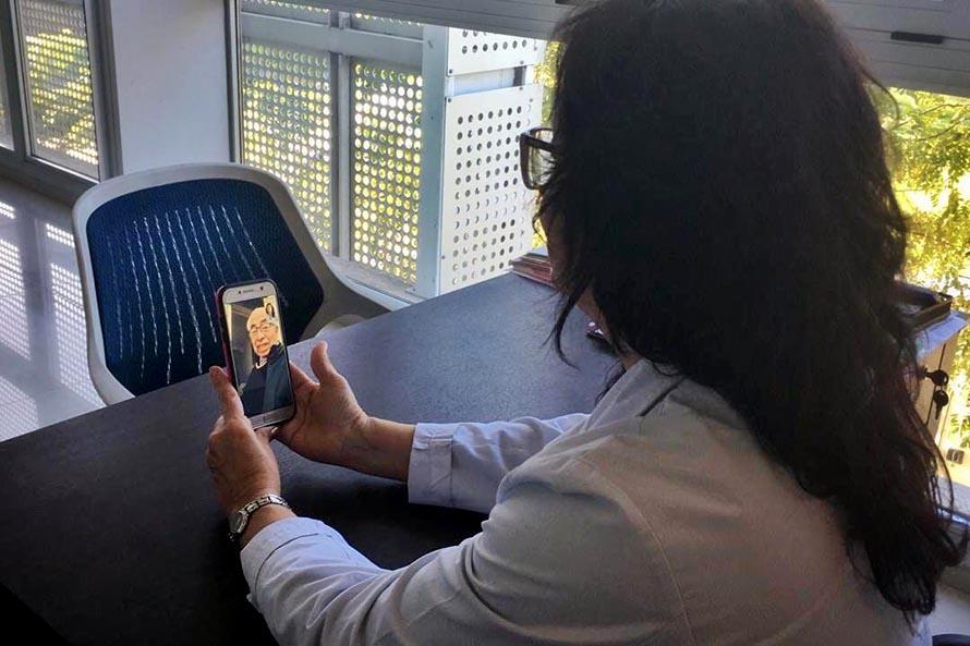 Coronavirus: el Municipio implementa la telemedicina con pacientes y profesionales
