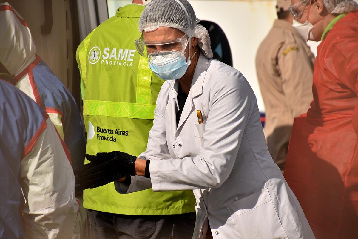 Coronavirus en Mar del Plata: hay 12 casos sospechosos a la espera de resultados