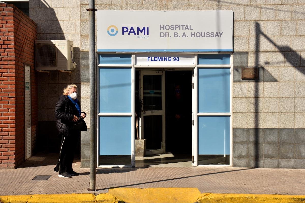 Hospital Houssay: apertura de la guardia y un espacio para casos de coronavirus