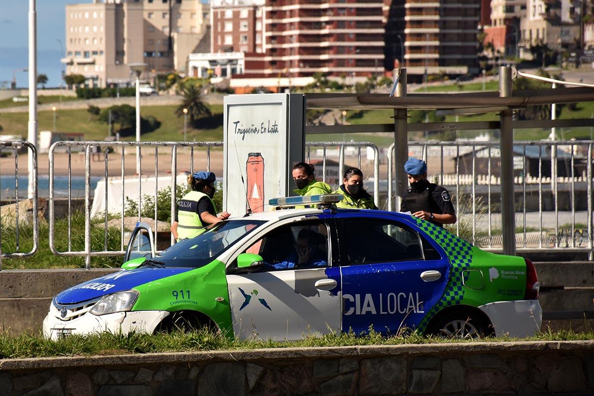 Cuarentena obligatoria: en 40 días infraccionaron a 12.900 personas en Mar del Plata