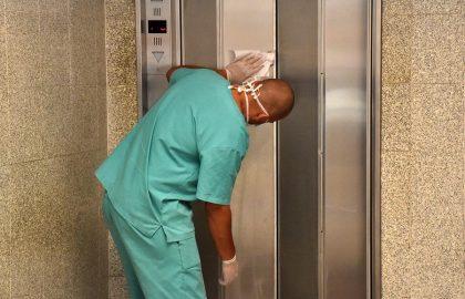 PREVENCION HOSPITAL LIMPIEZA CORONAVIRUS