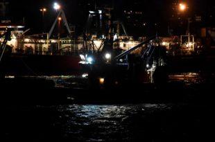 Otro buque marplatense con contagios de covid-19 en el sur: piden que ingrese a puerto