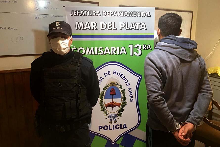 """El joven acusado de """"robo calamitoso"""" en medio de la cuarentena seguirá detenido"""