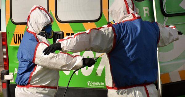 Coronavirus en Mar del Plata: hay 18 trabajadores de la salud en estudio